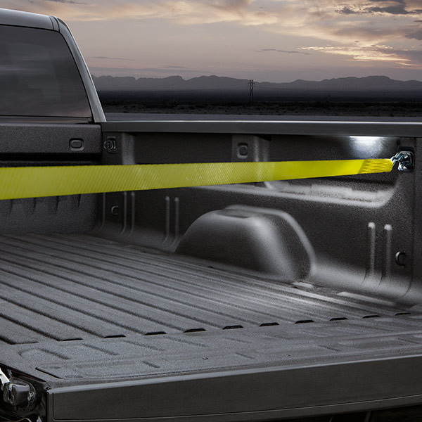 2017 GMC Sierra Truck Bed