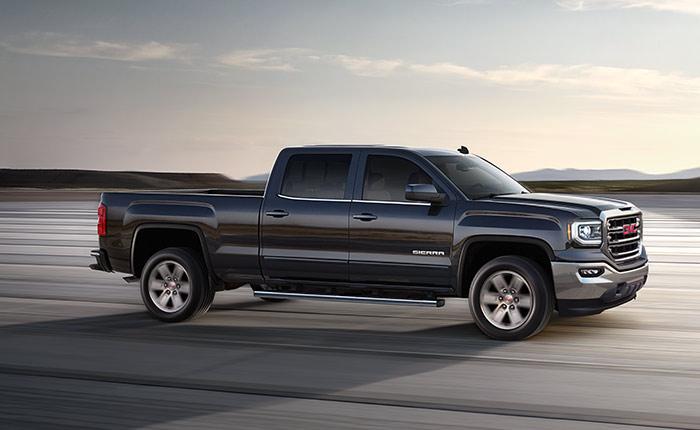 2017 GMC Sierra Reviews