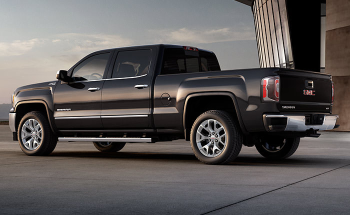 2017 GMC Sierra Trims and Pricing